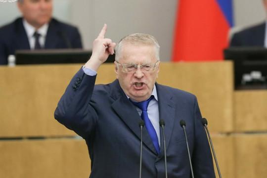 Жириновский напросился кминистру Ткачеву вгости на«чай сколбаской»