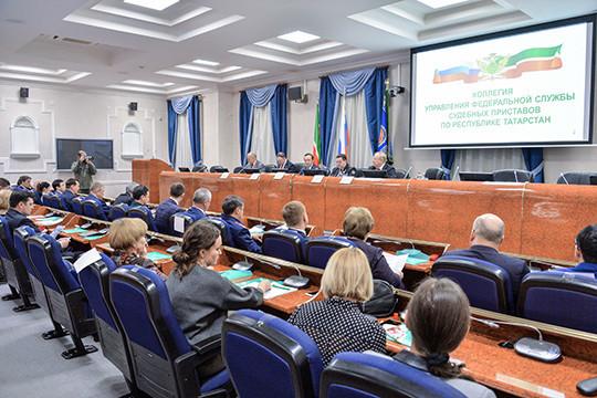 Судебные приставы пополнили бюджет Татарстана на12,6 млрд руб.