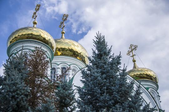 Раифский монастырь закрыт из-за коронавируса