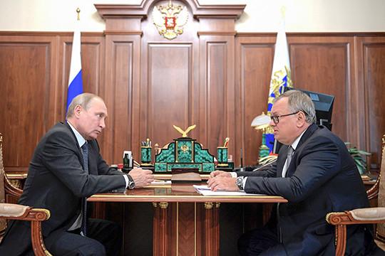 Владимир Путин торопит снижение ставок кредитов ВТБ для малого бизнеса