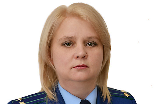 В Казани назначили нового прокурора по надзору за исполнением законов на особо режимных объектах
