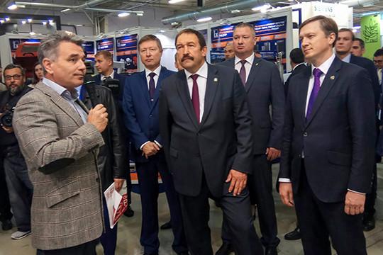 ВКазани стартовал нефтегазохимический форум: среди участников— сотрудники 7-ми стран