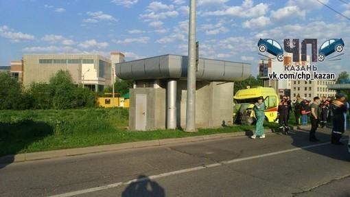 ВКазани осужден шофёр засмертельное ДТП смашиной скорой помощи