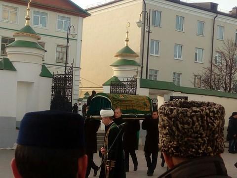 После длительной болезни погибла Сакина Шаймиева, супруга первого президентаРТ