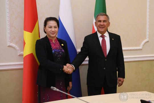 Вьетнам намерен приобрести у Татарстана третью пару ракетных кораблей «Гепард»