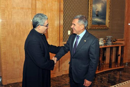 Экс-глава католического прихода вТатарстане переезжает вСаратов