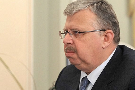 Экс-начальник ФТС Бельянинов возглавит Евразийский банк развития
