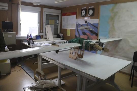 ВМинобороны показали, какие беспилотники атаковали российскую базу Хмеймим