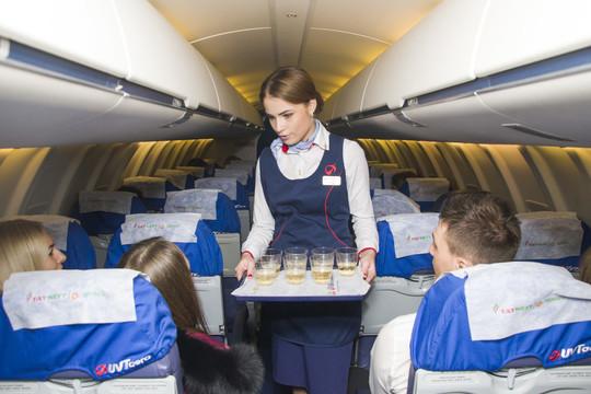 В России после пандемии коронавируса изменится схема питания в самолетах