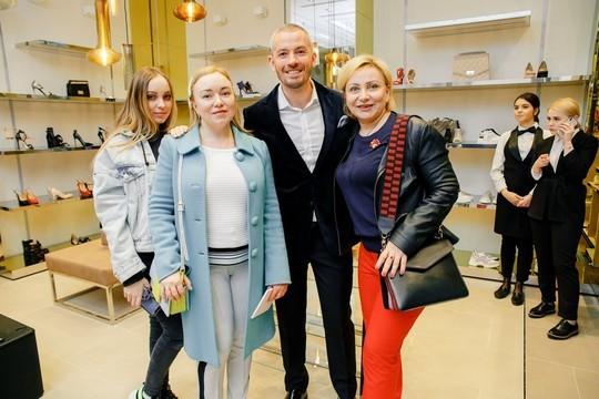 В Челнах открылся бутик итальянской обуви