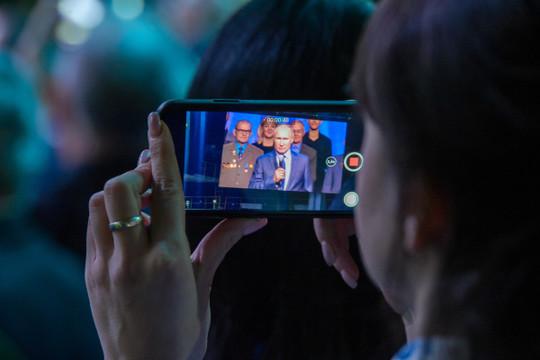 СМИ: Путин возглавит партсписки «Единой России» на выборах в Госдуму