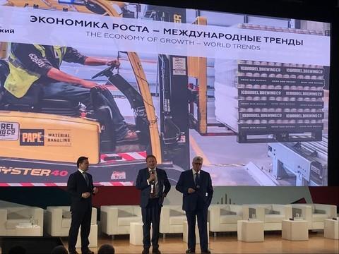 На Столыпинском форуме машиностроительный кластер Челнов назвали лучшим в России