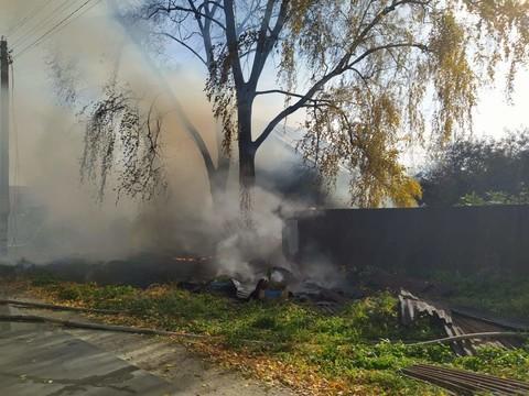 После смерти троих людей в пожаре под Зеленодольском возбудили дело об убийстве