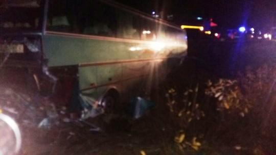 Автобус стуристами вылетел вкювет вЧистопольском районе— 8 человек вынуждены прибегнуть кпомощи медиков