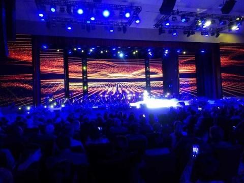 Минниханов открыл на «Казань Экспо» концертный зал им. Шакирова