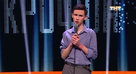Стендапер из Челнов принял участие в телешоу «Открытый микрофон» на ТНТ
