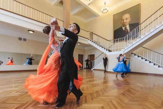 Казань вошла в пятерку «танцующих» городов России