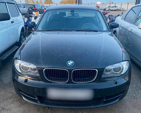 У казанца из-за налоговой задолженности арестовали BMW