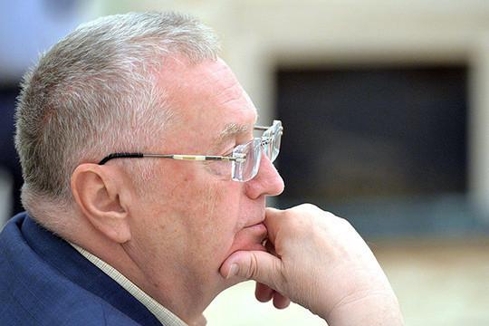 Владимир Жириновский: Выдвинут 1-ый партийный кандидат напрезидентские выборы