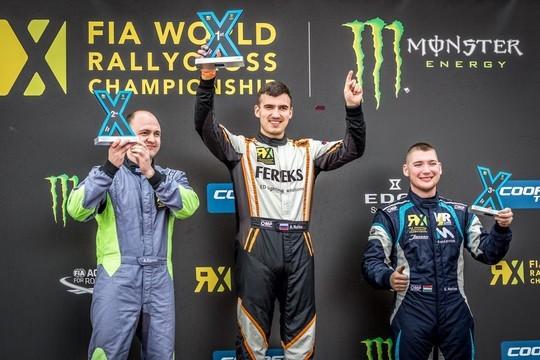 Казанский гонщик Айдар Нуриев стал победителем первого этапа чемпионата Европы по ралли-кроссу