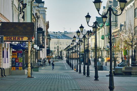 В Татарстане разрешили работу кафе и ресторанов на летних верандах
