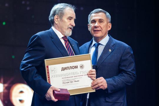 Минниханов выразил соболезнования в связи со смертью Бориса Тихомирова