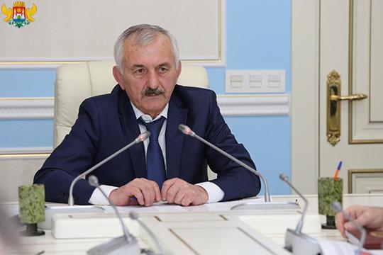 Врио мэра Махачкалы объяснил хищение 40 млн рублей «благими намерениями»