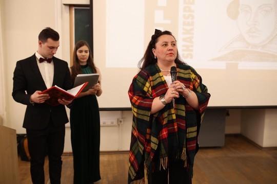 В КФУ прошла казанская «Шекспириада-2019»