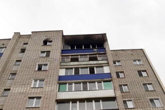 ВТатарстане напожаре погибла женщина иребенок