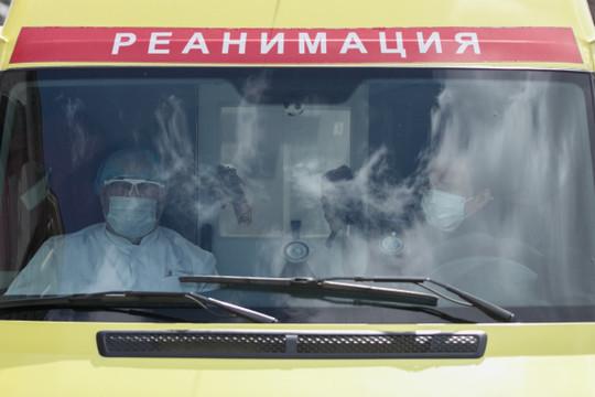 52 новых случая COVID-19 подтверждено в Татарстане