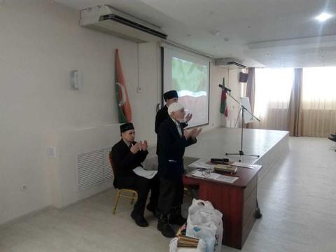 В Казани проходит юбилейное собрание, посвященное первому курултаю ВТОЦ