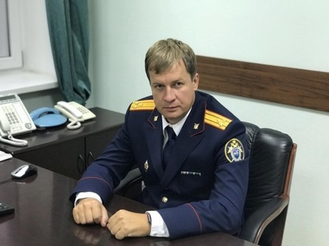 Путин назначил главу СУ СКР по Татарстану
