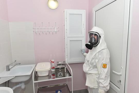 Появились кадры из больницы в Казани, где разместили эвакуированных с японского лайнера