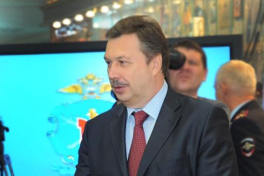 Путин снял сдолжности первого заместителя министра юстиции Герасимова