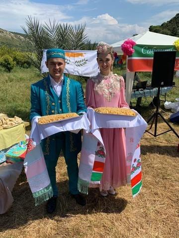 Делегация Лаишевского района отметила Сабантуй на Кипре