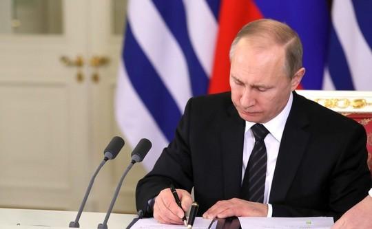 Путин назначил Орешкина, Мединского и Козака на новые должности