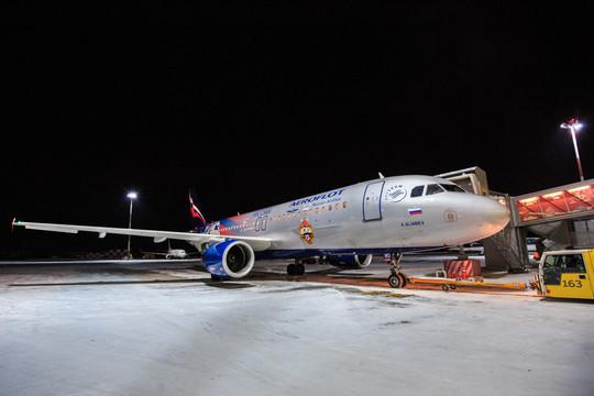 Росавиация сформировала график вывозных рейсов до 20 апреля – он включает рейсы в Казань
