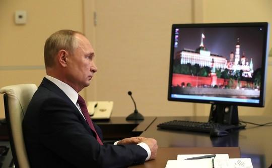 Путин ответил тем, кто называл Россию «страной-бензоколонкой»