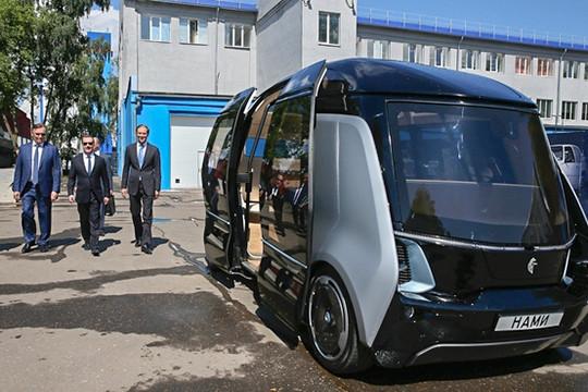 Электромобили к 2020г могут занять 17% русского рынка