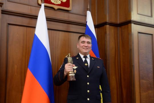 Победителем конкурса «Народный участковый» стал полицейский изТатарстана