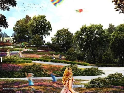 Каскадные сады и живописные виды: Метшин презентовал план развития Русско-немецкой Швейцарии