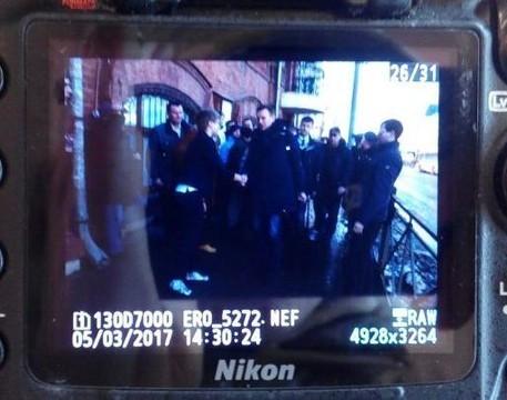 ВУфу приехал Алексей Навальный