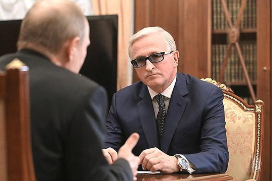 Путин сказал главе РСПП оновом премьер-министре