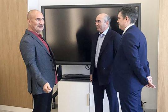 Курбан Бердыев возвращается напост основного тренера «Рубина»