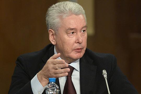 Собянин объявил, что не хочет занимать пост руководителя правительства Российской Федерации
