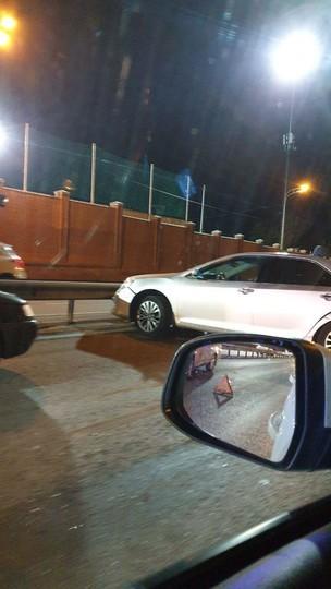 В Казани на «Миллениуме» столкнулись пять машин