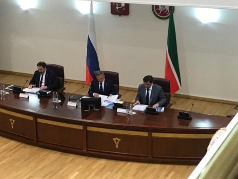 Рустам Минниханов назвал сумму штрафов по коррупционным нарушениям в РТ – 200 млн рублей