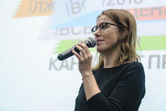 Собчак похвалила Казань за работу по благоустройству: «Прекрасное место»