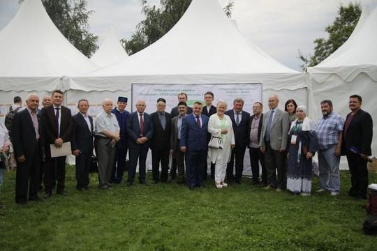 В Казани прошла презентация «Штаба татарской молодежи Москвы»