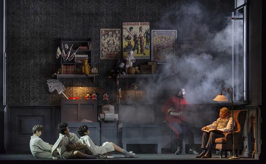 Татарский акцент в состязании больших оперных актрис